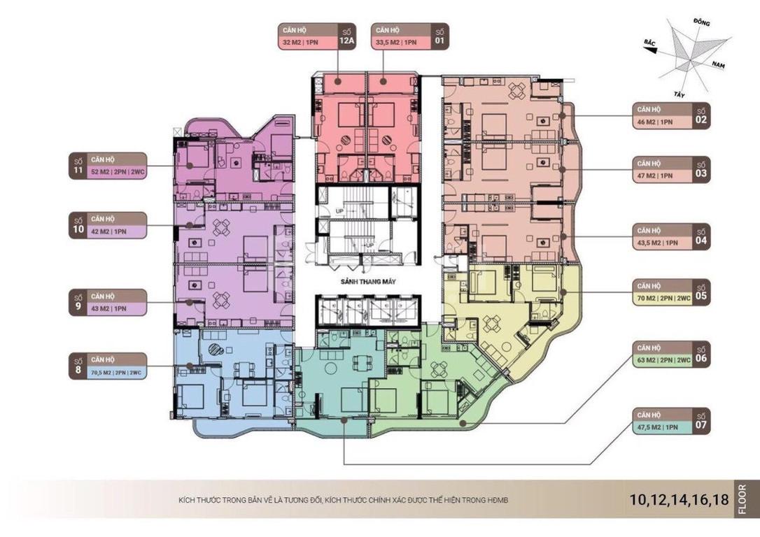 Mở bán giai đoạn đầu dự án căn hộ cao cấp sở hữu lâu dài ở Phú Yên
