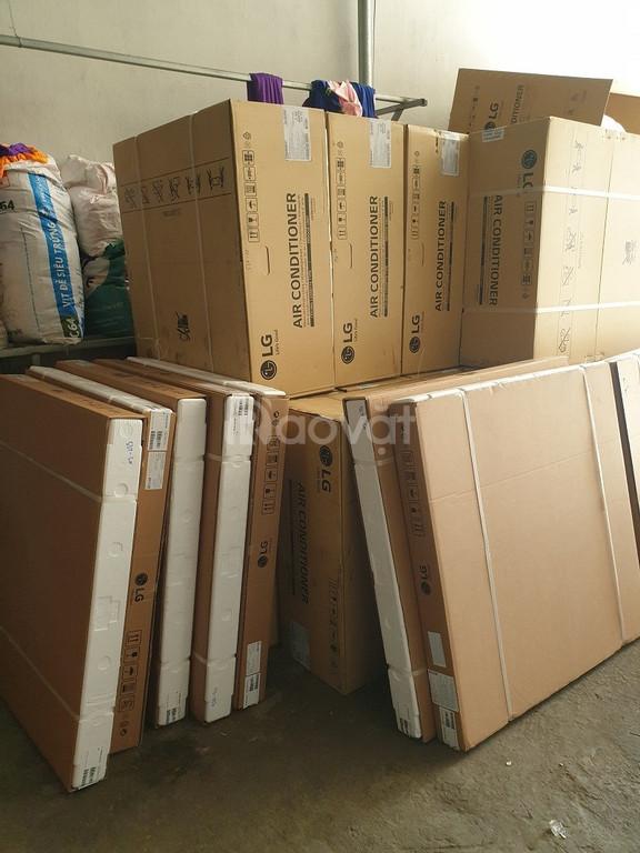 Máy lạnh giấu trần nối ống gió Packaged cho nhà xưởng giá rẻ