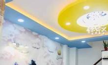Bán nhà đẹp, tặng nội thất tinh tế, 3 bước ra Phạm Văn Đồng, 4.85 tỷ có TL
