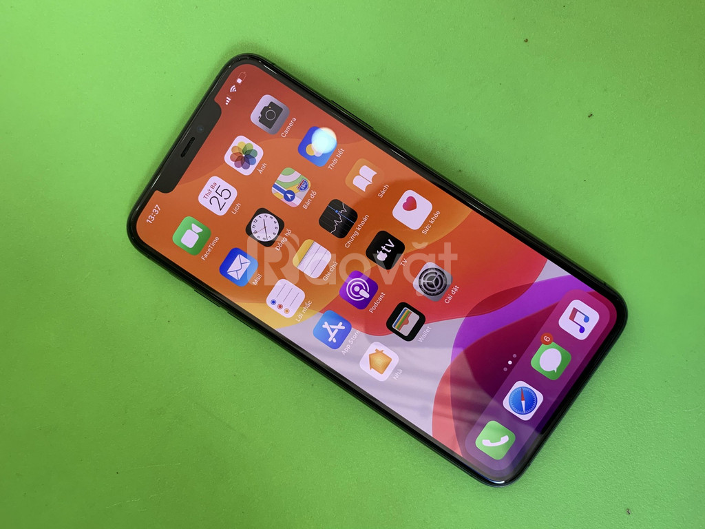 iPhone 11 Pro Max 64GB quốc tế giá 22,2 triệu đồng