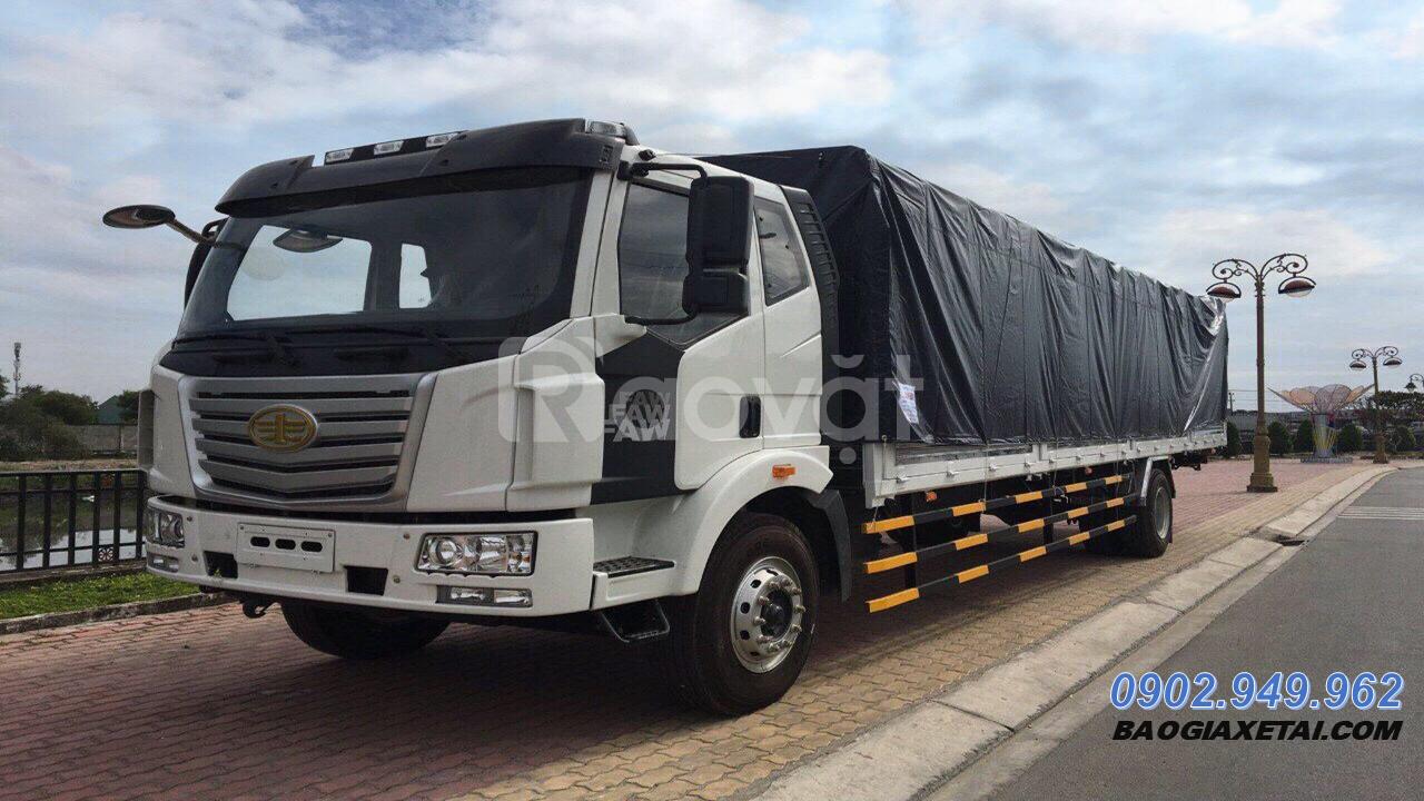 Xe tải 8 tấn FAW thùng 10 m