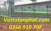 Hàng rào lưới thép, hàng rào mạ nhúng nóng, hàng rào ngăn kho