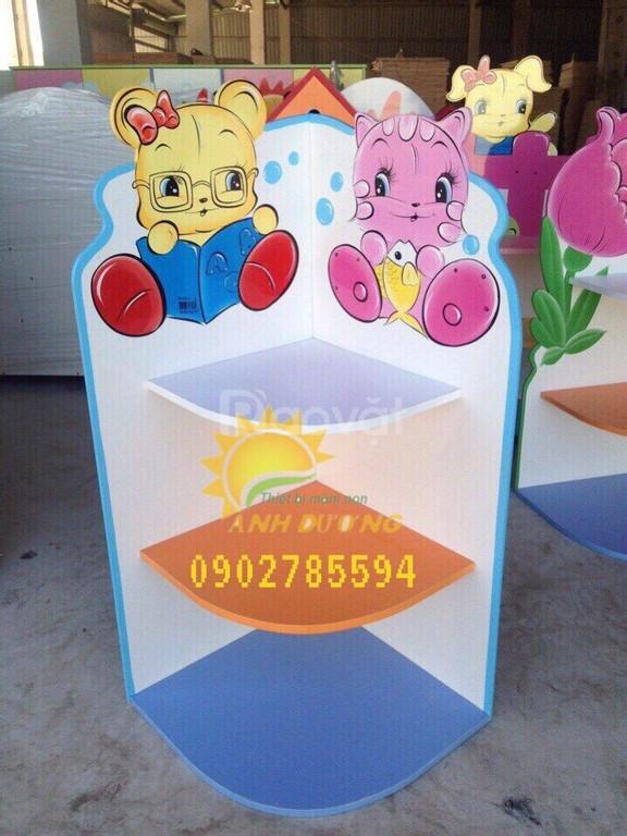 Nơi bán kệ mầm non dành cho các bé giá rẻ - uy tín - chất lượng