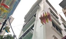 Nhà lô góc, phố Giải Phóng, Hoàng Mai 35m2 x 6 tầng giá chỉ 2,7 tỷ