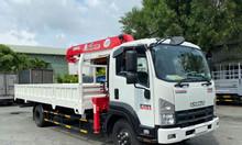 Xe tải Isuzu FRR90NE4 gắn cẩu Unic URV344 giá cạnh tranh
