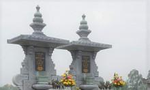 Mẫu mộ đôi bằng đá đẹp tại Miền Tây, xây mộ đá đôi ở các tỉnh Miền Tây