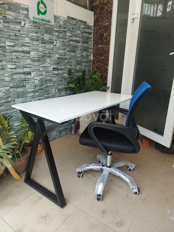 Combo bộ bàn học, bộ bàn làm việc tại nhà giá rẻ