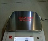 Cân điện tử SPX 6201 Ohaus, mức cân 6200g/0.1g Ohaus, cân An Thịnh