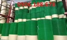 Lưới bọc nhựa, lưới sắt bọc nhựa giá rẻ