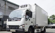 Isuzu QKR270 thùng đông lạnh Quyền Auto, trả trước  150tr nhận xe