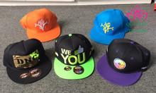 Xưởng sản xuất nón snapback, nón hiphop, in logo mũ nón giá rẻ