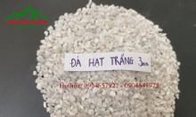 Cung cấp đá hạt trắng 3mm sản xuất gạch