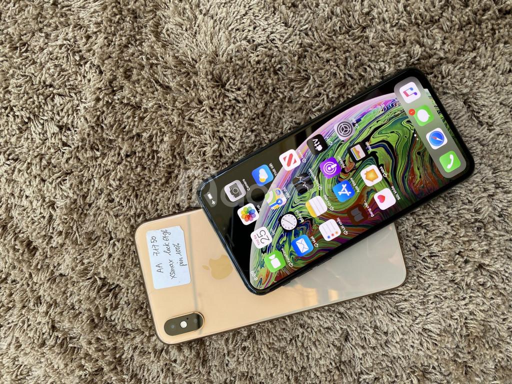Điện thoại iPhone XSMAX Lock 64GB