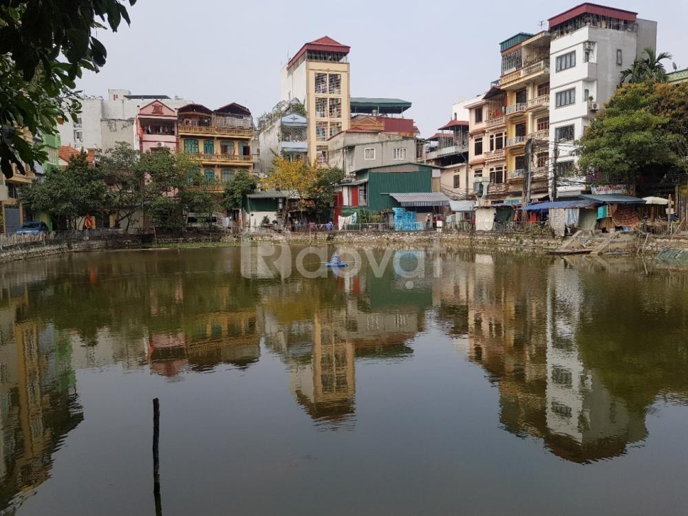 Bán nhà Bùi Xương Trạch, Thanh Xuân, lô góc, ô tô, kinh doanh