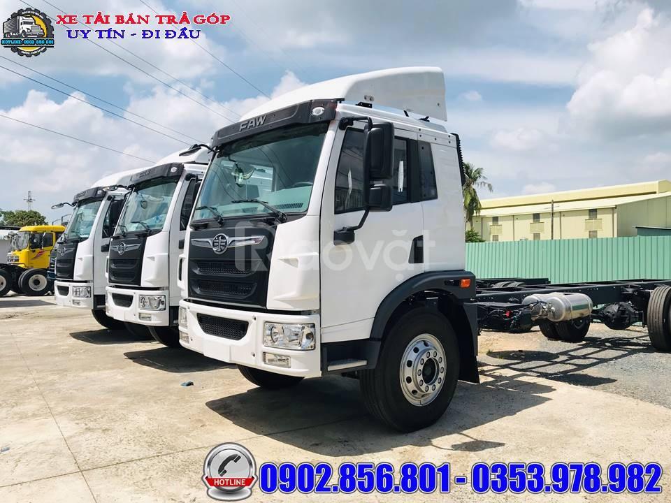 Mức giá xe tải FAW 8 tấn bán tại Bình Dương