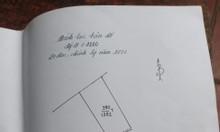 Bán đất tại Xã Yên Trung Thạch Thất Hà Nội 1282 m2 bám suối