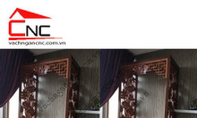 Xưởng cung cấp vách ngăn phòng khách và phòng thờ mẫu đẹp