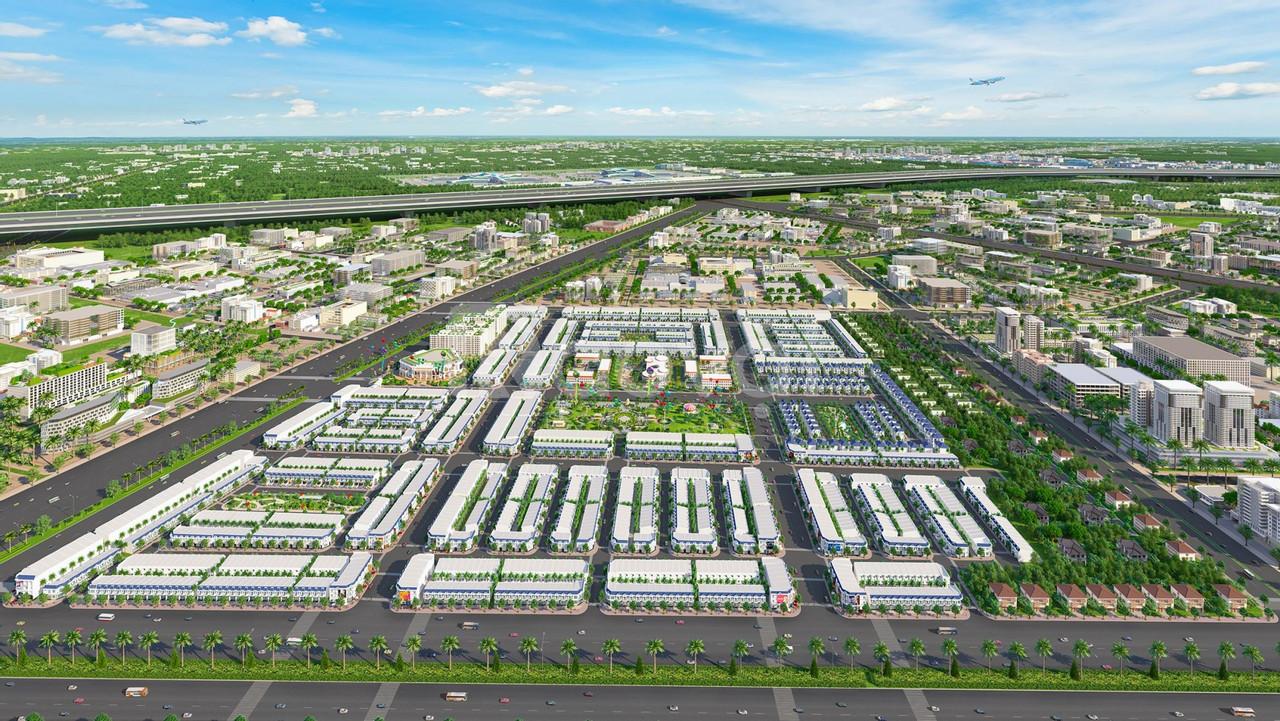 Giai đoạn 2 dự án Century City, shop house mặt tiền ĐT 769.