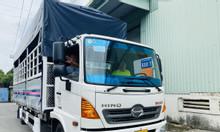 Hino FC9JNTC thùng 7m2, tải 6T, trả trước 200tr nhận xe
