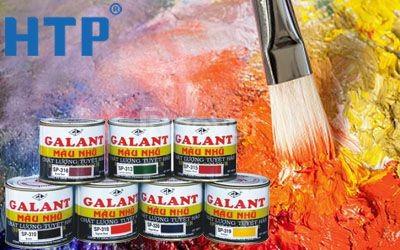 Nhà phân phối sơn dầu Galant màu đen 510 lon 3 lít giá rẻ