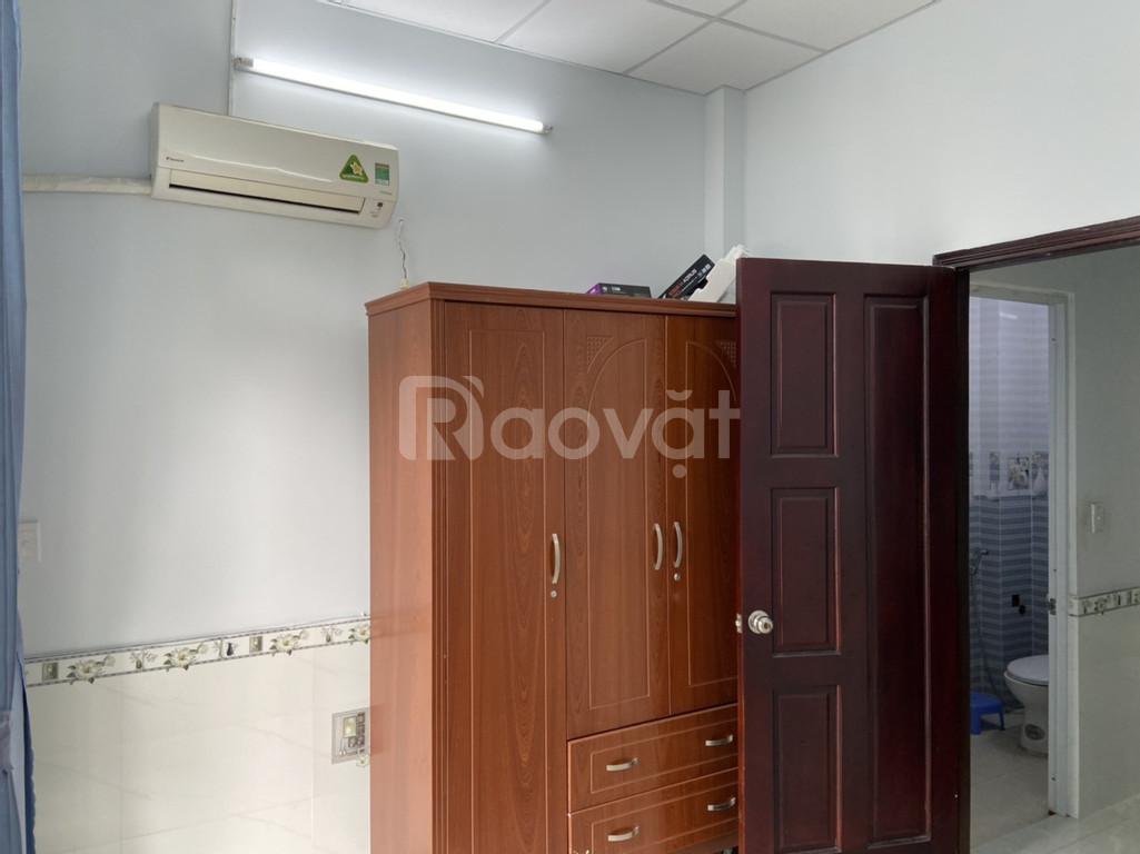 Cho thuê nhà 1 trệt 1 lầu đường Nguyễn Duy Cung, Gò Vấp, giá 7.5tr