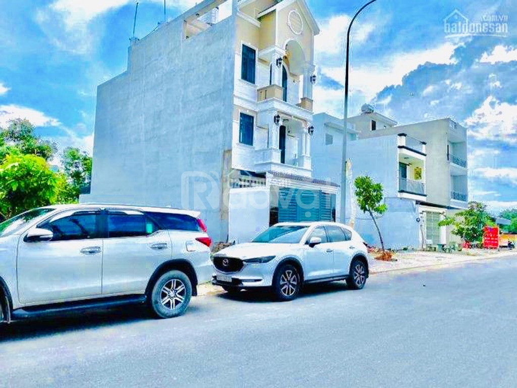 Mở bán 30 nền đất khu dân cư hai thành mở rộng sổ hồng riêng