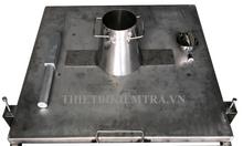 Bộ thí nghiệm đo độ chảy xòe của bê tông - Bàn dằn bê tông
