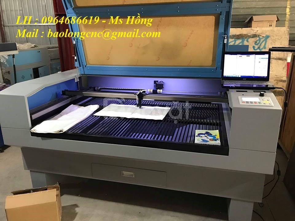 Máy cắt laser 1390 - bóng 130w, máy laser 1390 cắt mica, gỗ giá rẻ