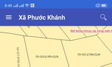 Bán các thửa đất trồng cây lâu năm ở Phước Khánh, Đồng Nai, giá tốt