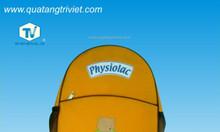 Chuyên sản xuất ba lô quà tặng, ba lô quảng cáo công ty Trí Việt