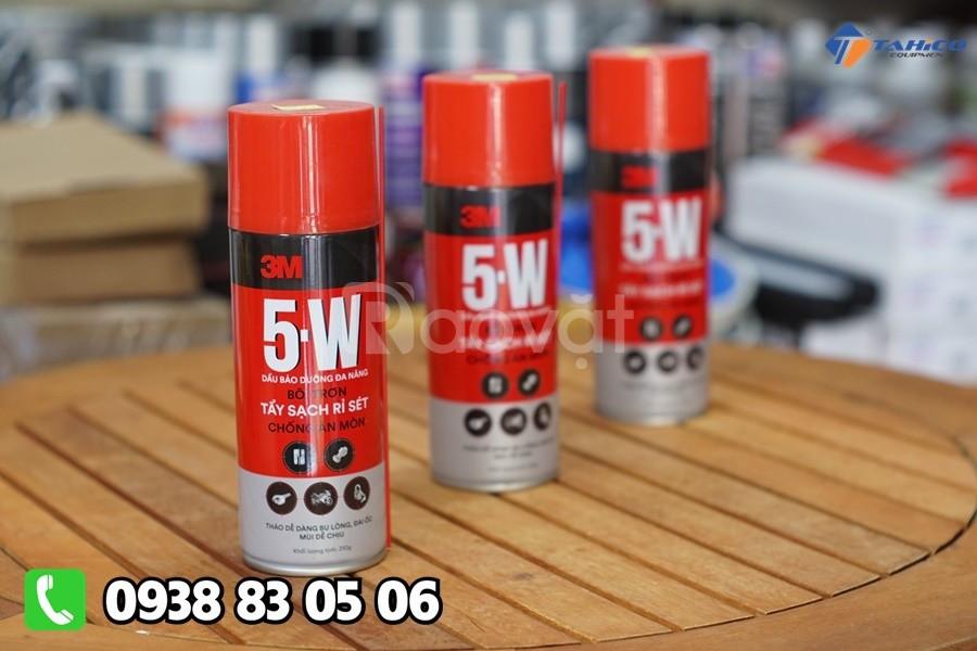 Chất tẩy rửa, chống rỉ set 3M 5Way tại Kiên Giang