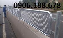 Sản xuất lươi sàn thao tác, lưới hình thoi, lưới kéo giãn 30x60, 45x90