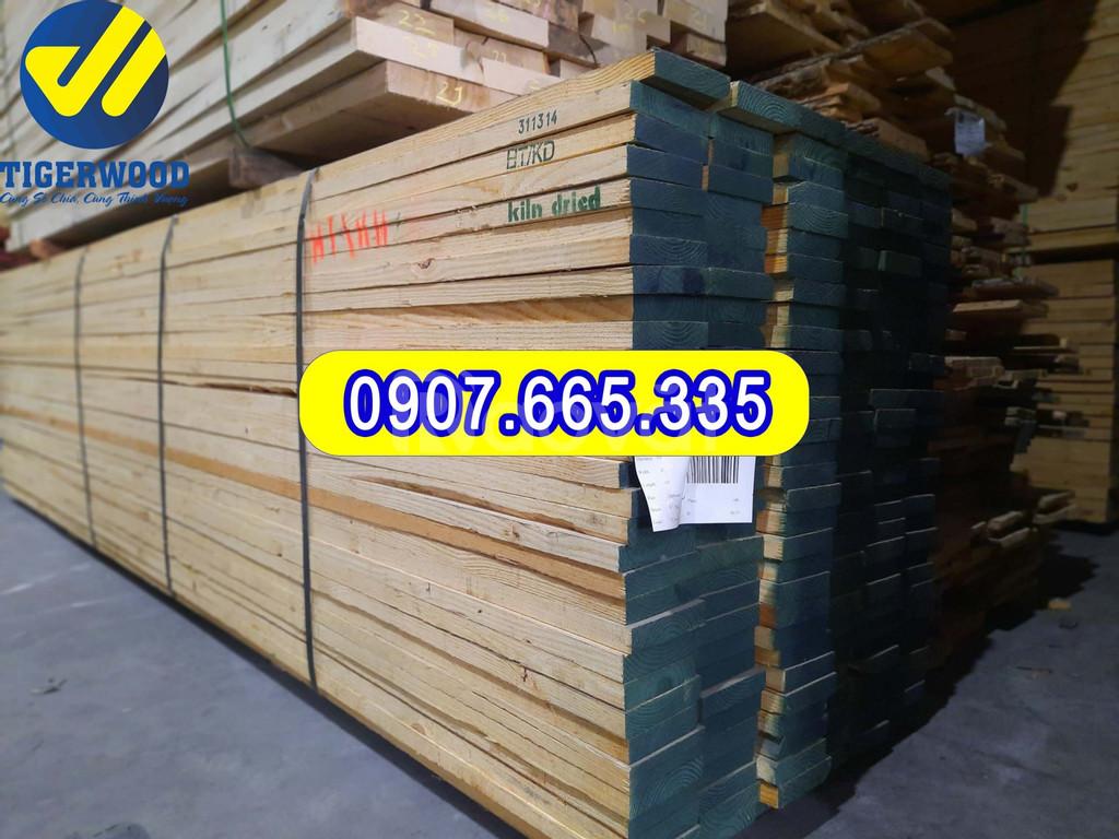 Mua gỗ thông mỹ
