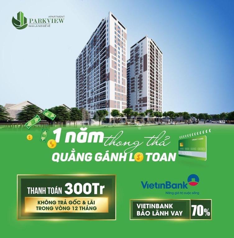 Dự án căn hộ Parkview Apartment Thuận An Bình Dương