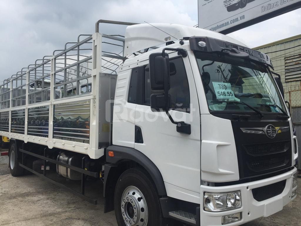 Giá bán xe tải faw 8 tấn thùng dài 8m, xe tải faw 8t giá rẻ.