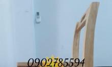 Bàn ghế gỗ mầm non dành cho các bé