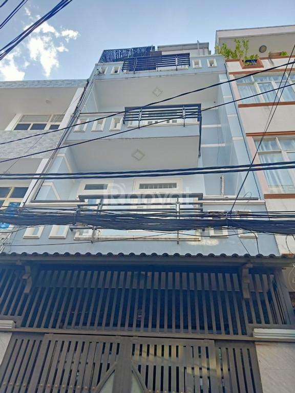 Bán nhà 3 lầu HXH 701 Trần Xuân Soạn Phường Tân Hưng Quận 7