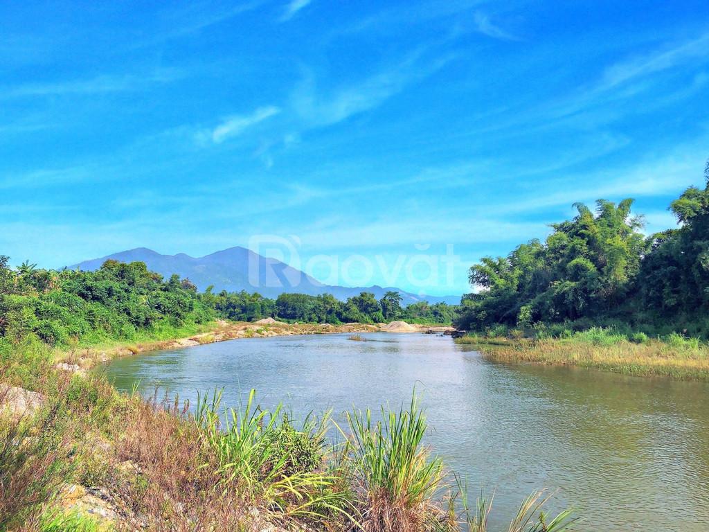Chính chủ bán gấp 300m2 đất thuộc KĐT, ven sông Cái