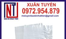 Cung cấp bao bì nhựa PE tại TP.HCM
