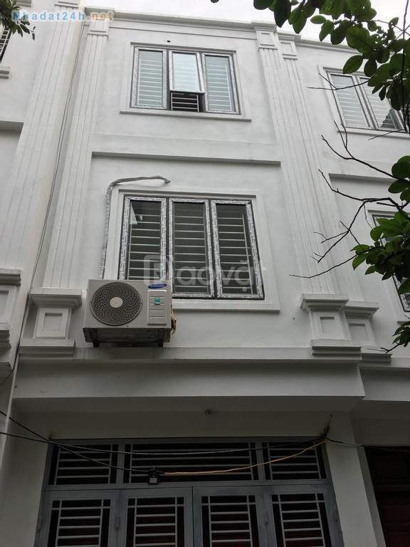 Bán nhà phố Quang Tiến, Nam Từ Liêm, 75m2 x 3 tầng