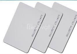 Thẻ cảm ứng Proximity 125Khz giá sỉ tại kho