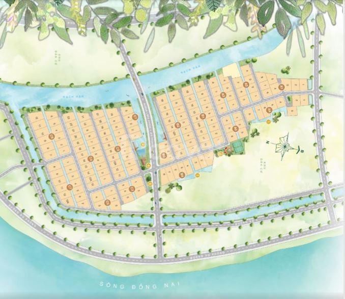 Biệt thự Hưng Thịnh Quận 9 Saigon Garden