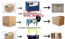 Máy đóng đai thùng carton giá rẻ tại Phú Yên