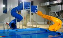 Cầu trượt bằng composite frp cao cấp