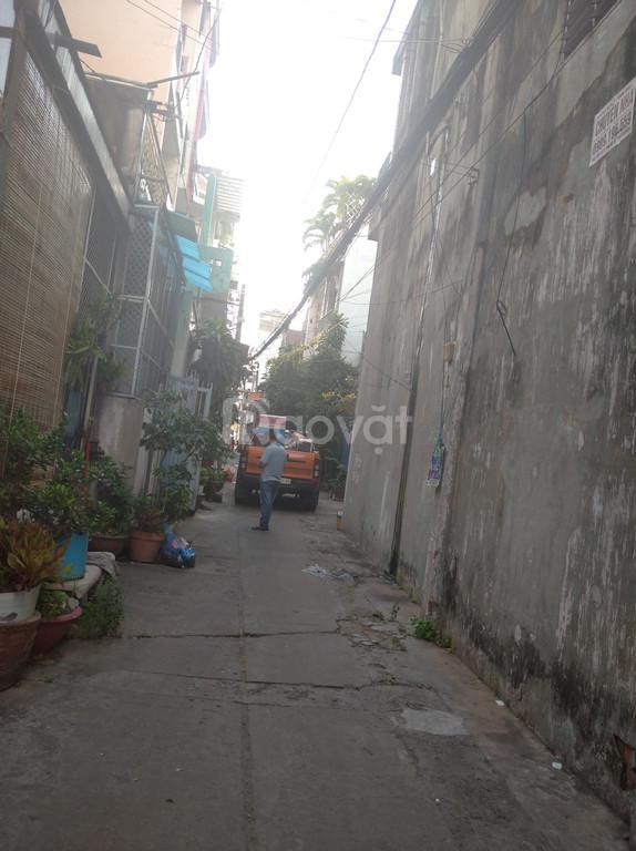 Chỉ hơn 80tr/m2 sở hữu ngay nhà Lạc Long Quân, phường 5, quận 11