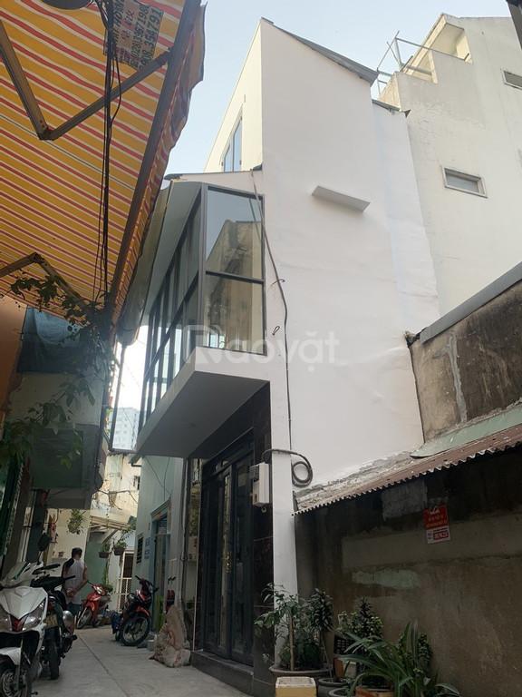 Bến Phú Lâm, Hẻm 551, phường 9, quận 6