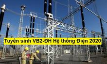 Tuyển sinh Đại học Hệ thống điện tại TPHCM