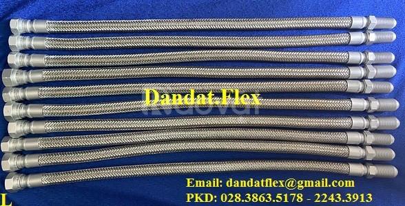 Giá khớp nối mềm inox dn50