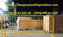 Hàng rào bảo vệ  tại TP HCM
