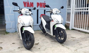 Thuê xe máy Đà Lạt Văn Phú